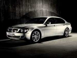 BMW serie 7 30th china