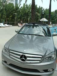 Mercedes Benz C class releigh 3 3 15187