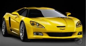 El Nuevo Corvette 2010