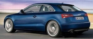 Audi A3 Rendering